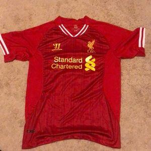 Liverpool Gerard Jersey 15-16